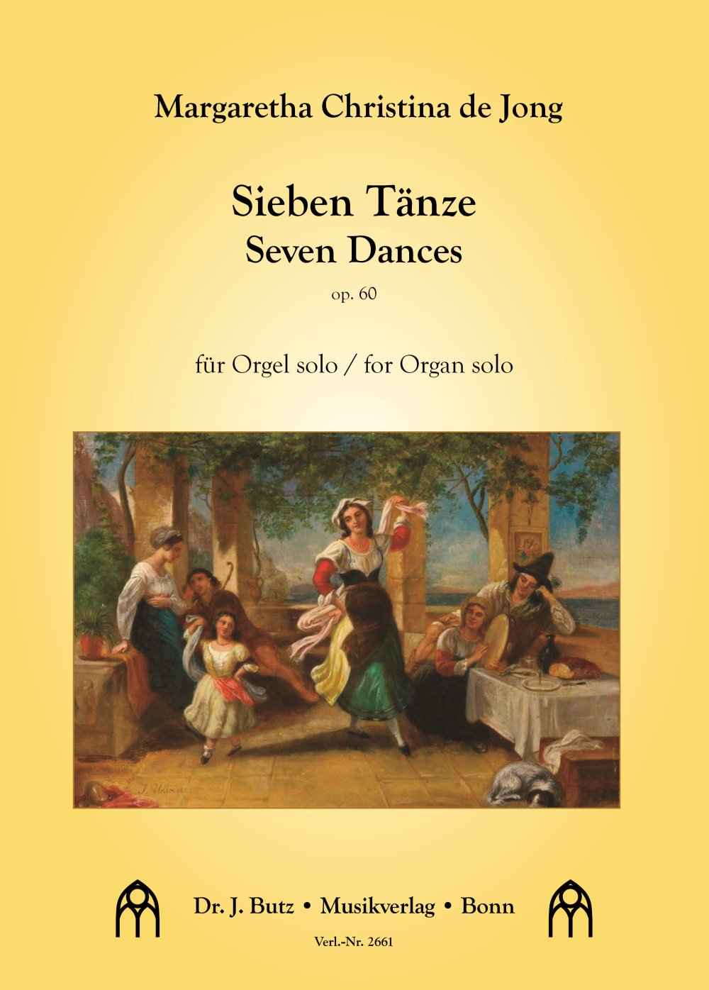 Sieben Tänze (Seven Dances)