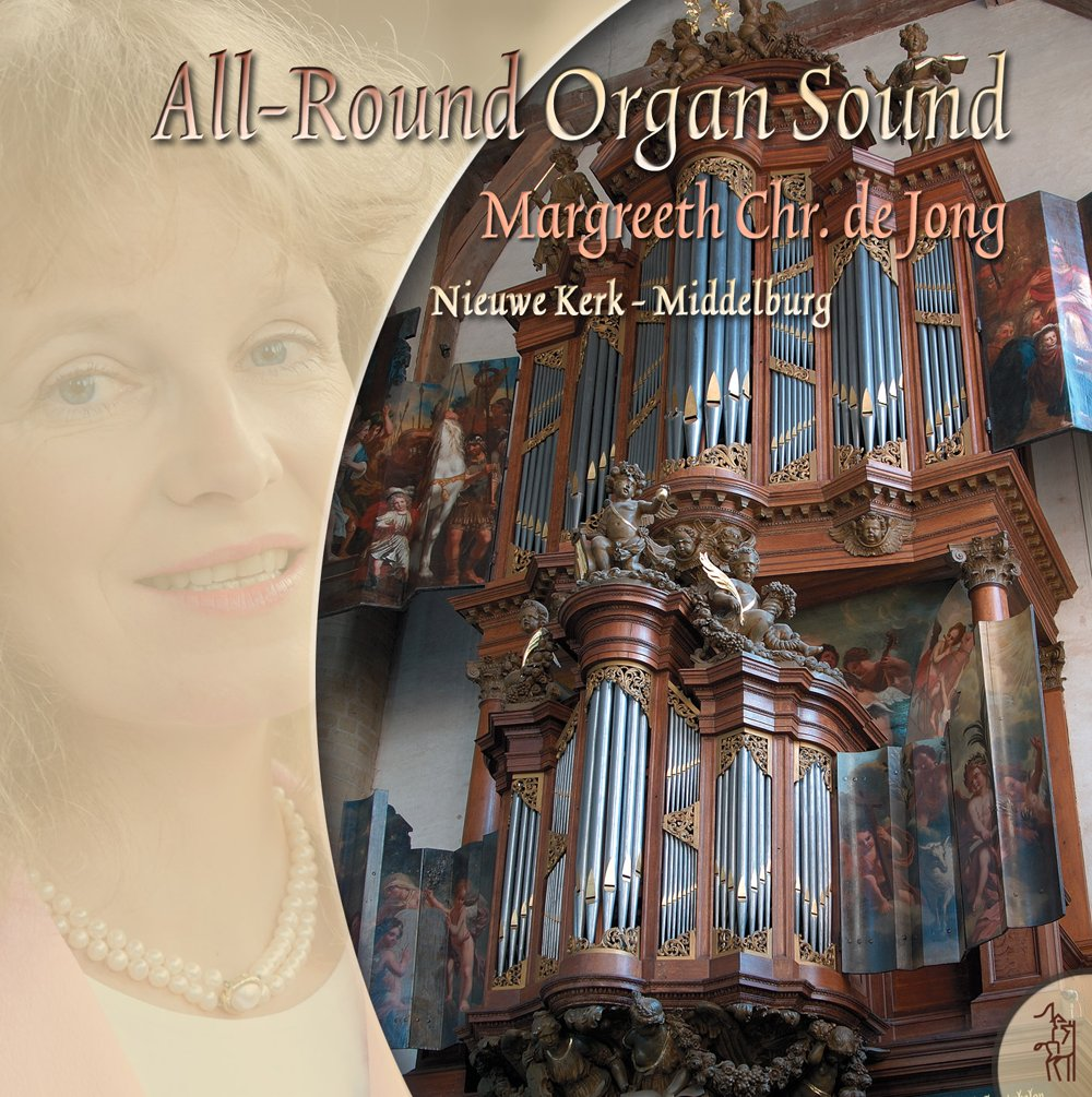 All-Round Organ Sound - Voorkant