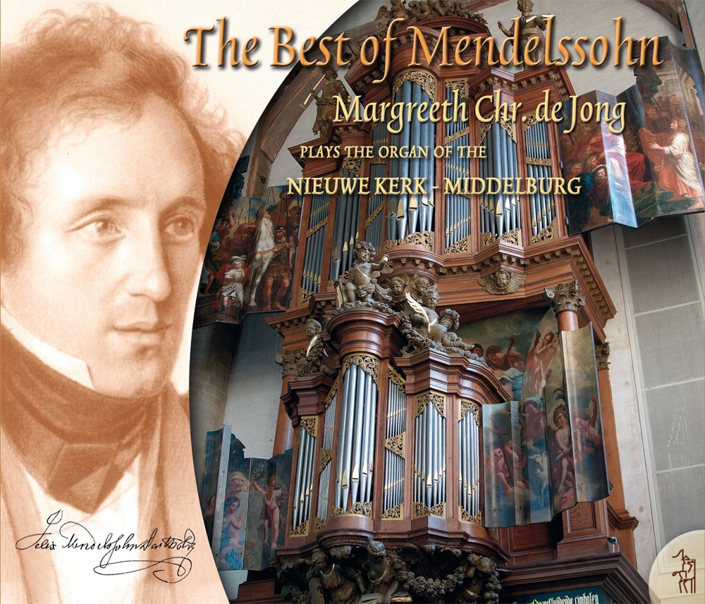 The Best of Mendelssohn - Voorkant