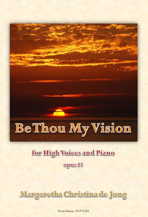 """Be Thou My Vision"""