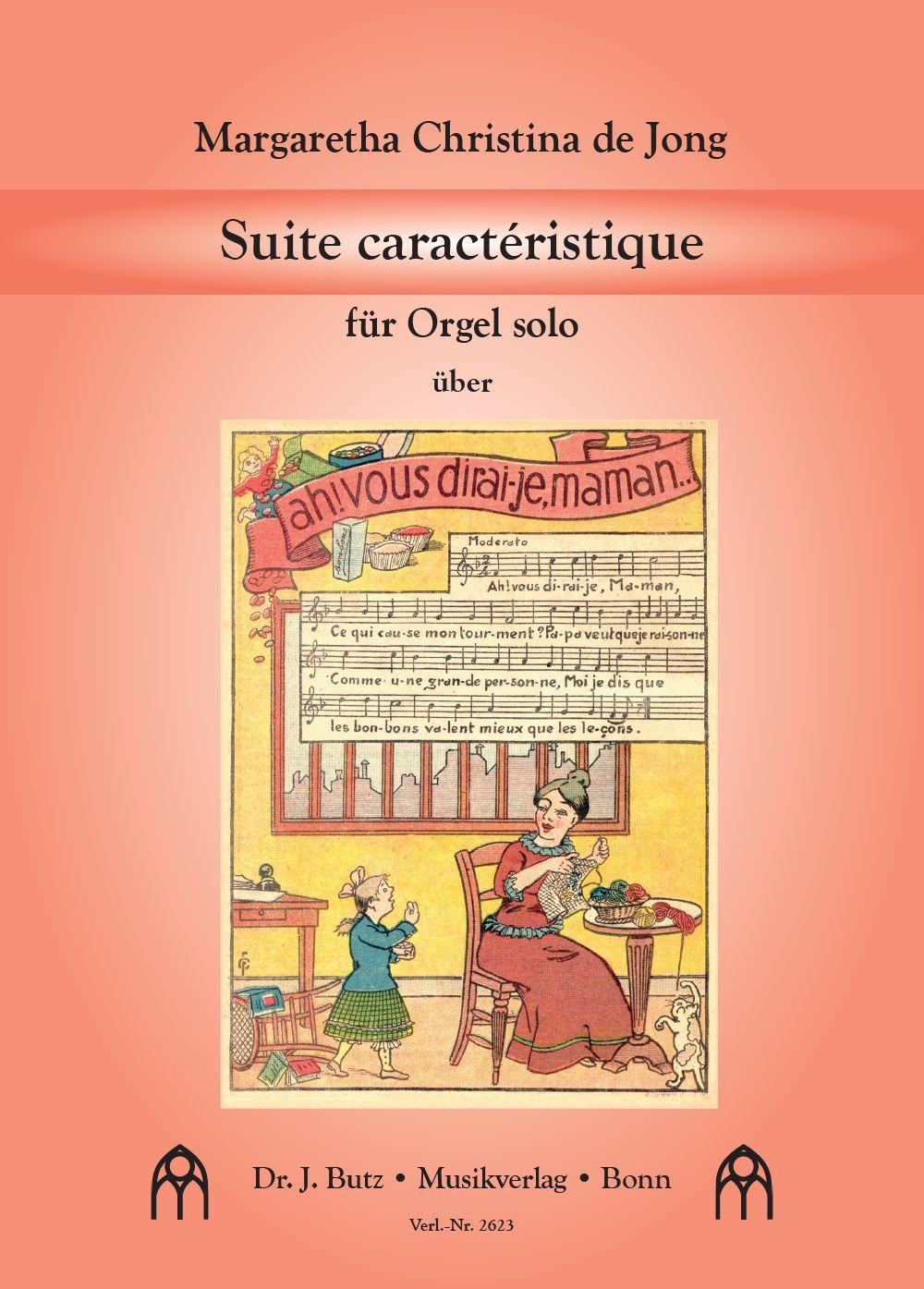 """Suite caractéristique über """"Ah, vous dirai-je, Maman"""""""