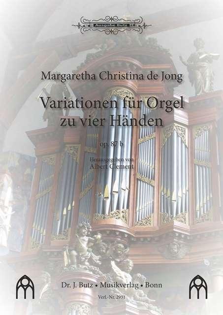 Variationen für Orgel zu vier Händen