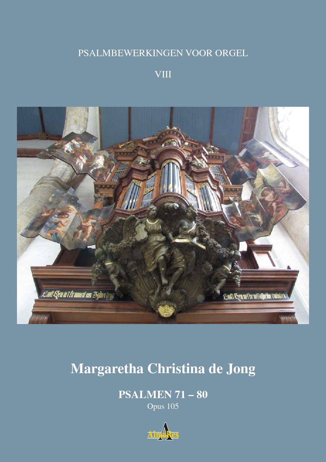 Psalmbewerkingen voor Orgel VIII
