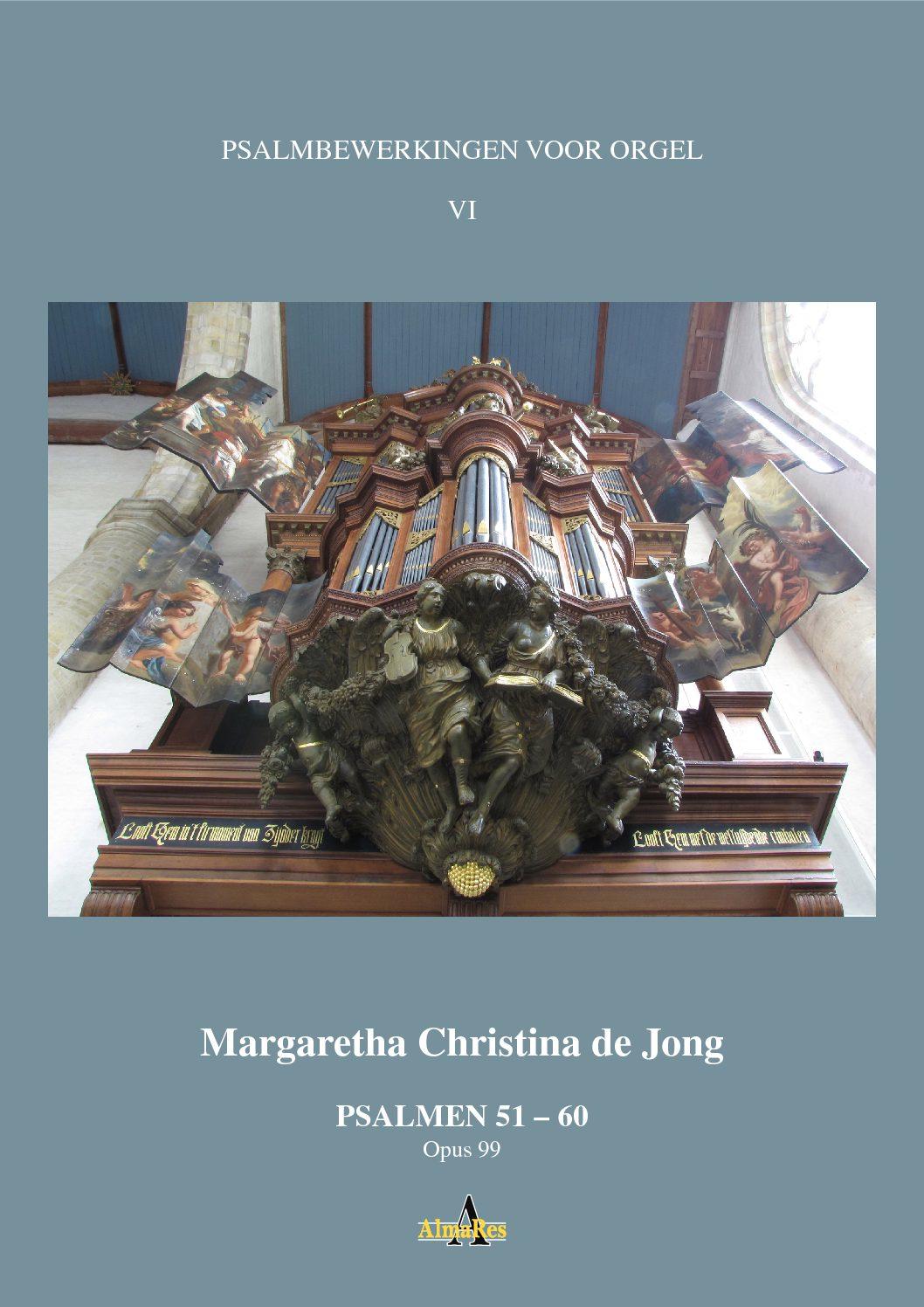 Psalmbewerkingen voor Orgel VI