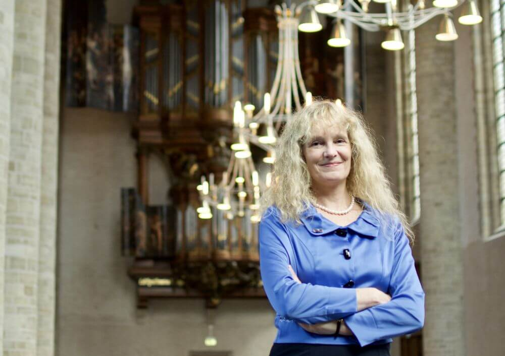 Margaretha Christina (Margreeth Chr.) de Jong - Photo: Gerjanne Hoek
