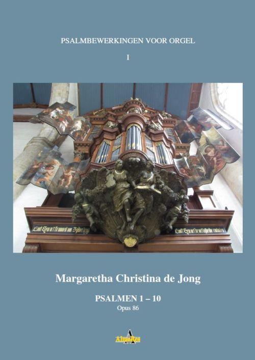 Psalmbewerkingen voor Orgel I