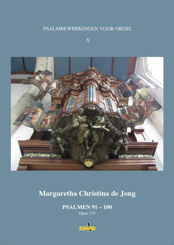 Psalmbewerkingen voor Orgel X