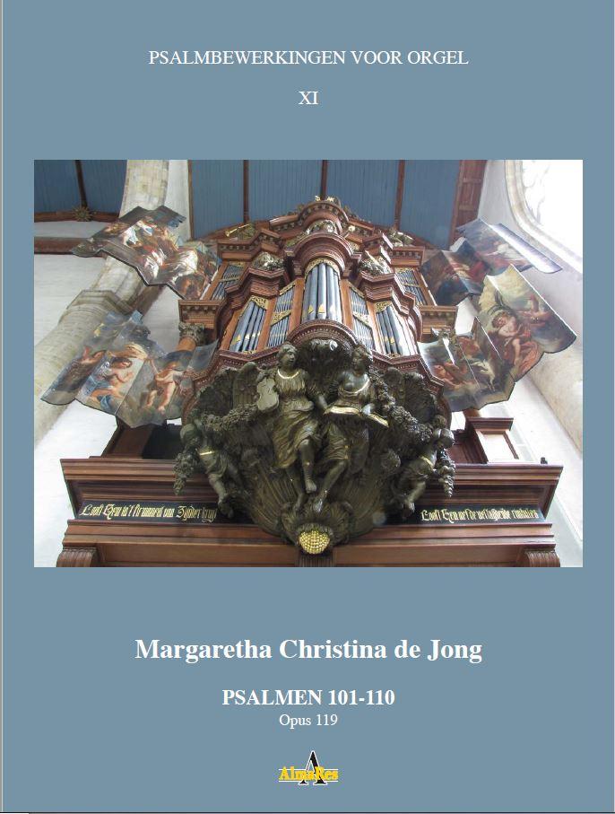 Psalmbewerkingen voor Orgel XI