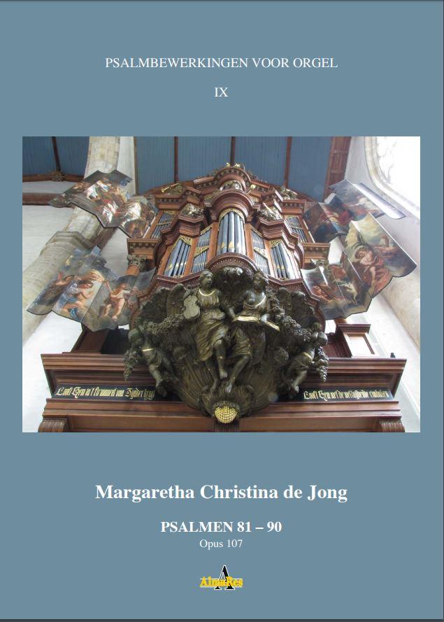 Psalmbewerkingen voor Orgel IX